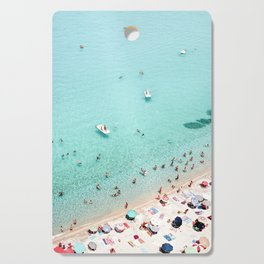 Beach Day Cutting Board