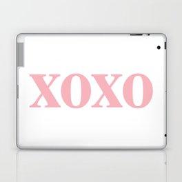 Coral XOXO Laptop & iPad Skin