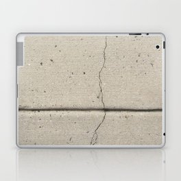 Real, Concrete, not Abstract Laptop & iPad Skin