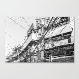 Boracay Utility Canvas Print