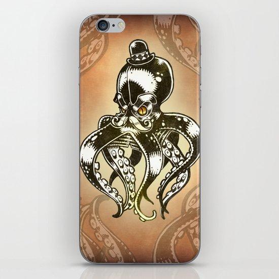BRAWLER iPhone & iPod Skin