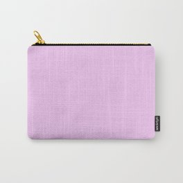 #F6C8F6 Carry-All Pouch