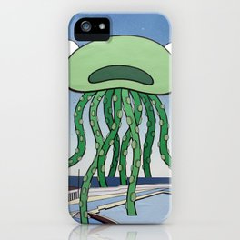 This Town Eats It's Young iPhone Case