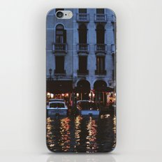 Night by the river iPhone & iPod Skin