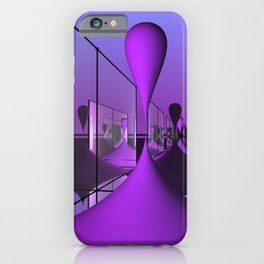 mirrors and globs -5- iPhone Case