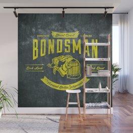 Beast Coast Bondsman (GOLD) Wall Mural