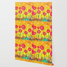Beyond The Garden Wallpaper