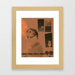 TINKER TAILOR SOLDIER SPY 2 Framed Art Print