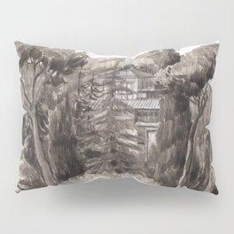 Plein air Rome 02 Pillow Sham