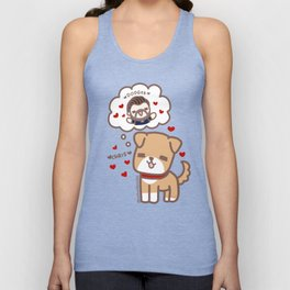 Happy Dodger Unisex Tank Top