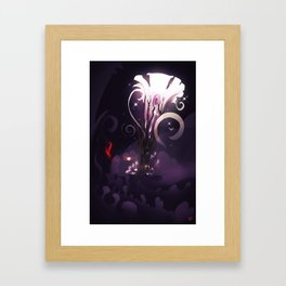 """Noctus"" Framed Art Print"