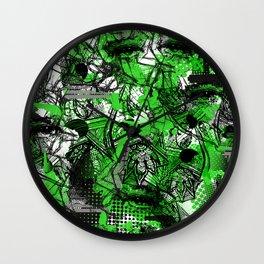 Olus I Wall Clock