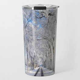 Winter-avenue Travel Mug
