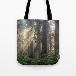 REDWOOD WIDE Tote Bag