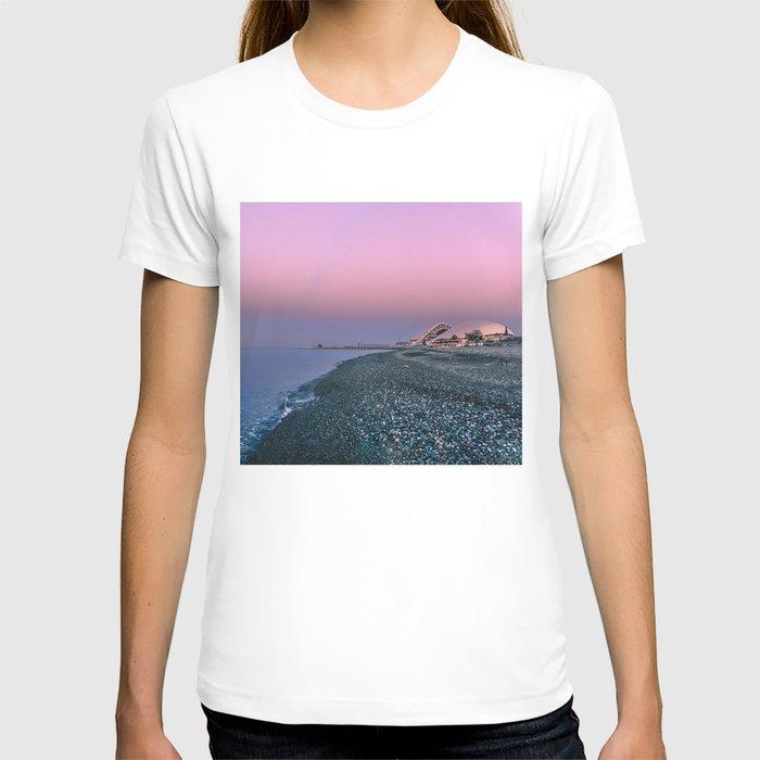 Fisht Olympic Stadium (Football 2018) T-shirt