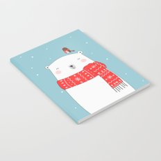 POLAR BEAR&LITTLE BIRD CHRISTMAS Notebook