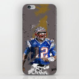 Football iPhone Skin
