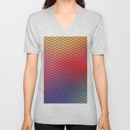 Y So Bright Unisex V-Neck