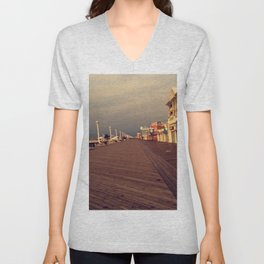 Boardwalk Unisex V-Neck
