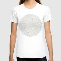 moroccan T-shirts featuring Moroccan tiles by Marta Olga Klara