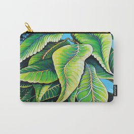 Julie's Jungle Carry-All Pouch