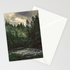 Pacific Northwest River - Nature Photography Stationery Cards