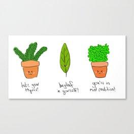 EncourageMINT Canvas Print