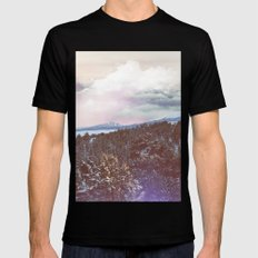 Sky of Lust #society6 #decor #buyart Black MEDIUM Mens Fitted Tee