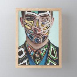 Dynamic Traveler Framed Mini Art Print