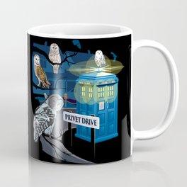 Hedwig Says Who! Coffee Mug