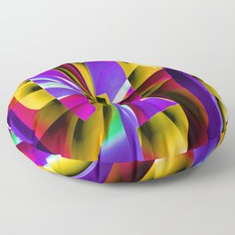 Logical Positivism Floor Pillow