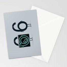 Numerical Horror Story Stationery Cards