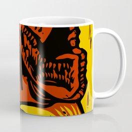 Eye of the Rooster Coffee Mug