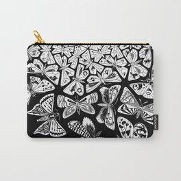 Escher - Butterflies Carry-All Pouch