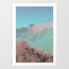 Chromascape 36 (highlands) Art Print