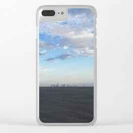 Los Angeles Griffith Park Clear iPhone Case