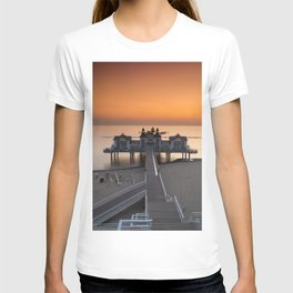 Sellin Pier Sunrise T-shirt