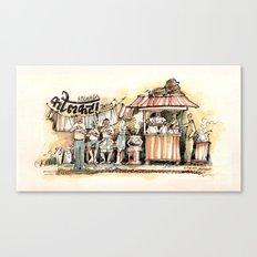 Kolkata Series 2 Canvas Print