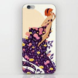 VESNA OF SPRING iPhone Skin