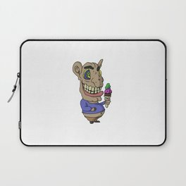 Ice-cream Goblin Laptop Sleeve