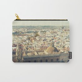 Seville - Skyline & Rooftops Carry-All Pouch