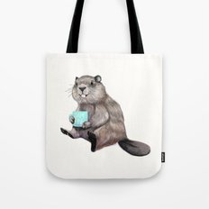 Dam Fine Coffee Tote Bag