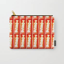 Tosca Print Carry-All Pouch