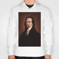 amy hamilton Hoodies featuring Hamilton by days & hours