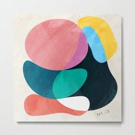 positive colors 6 Metal Print