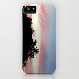 Austin Sunset iPhone Case