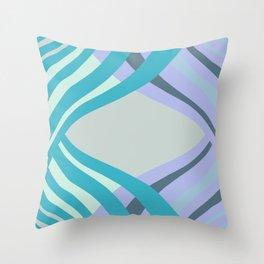 ZigZag II Throw Pillow