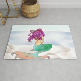 KG Beauty Mermaid Rug