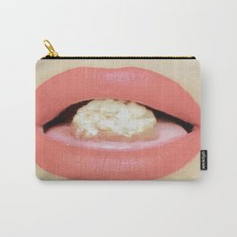 Spa Day Pouty Lips Carry-All Pouch