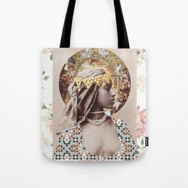 Proud Woman Tote Bag